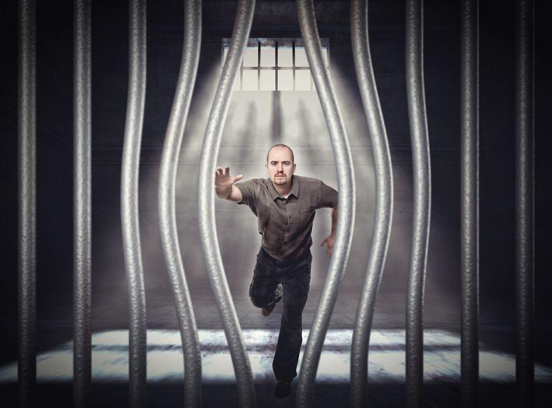 Comment je me suis finalement évadé… de la prison !