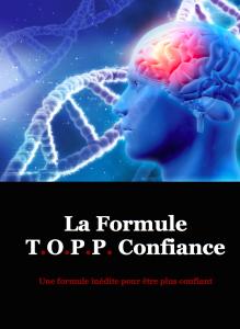 La Formule T.O.P.P. Confiance - Page couverture